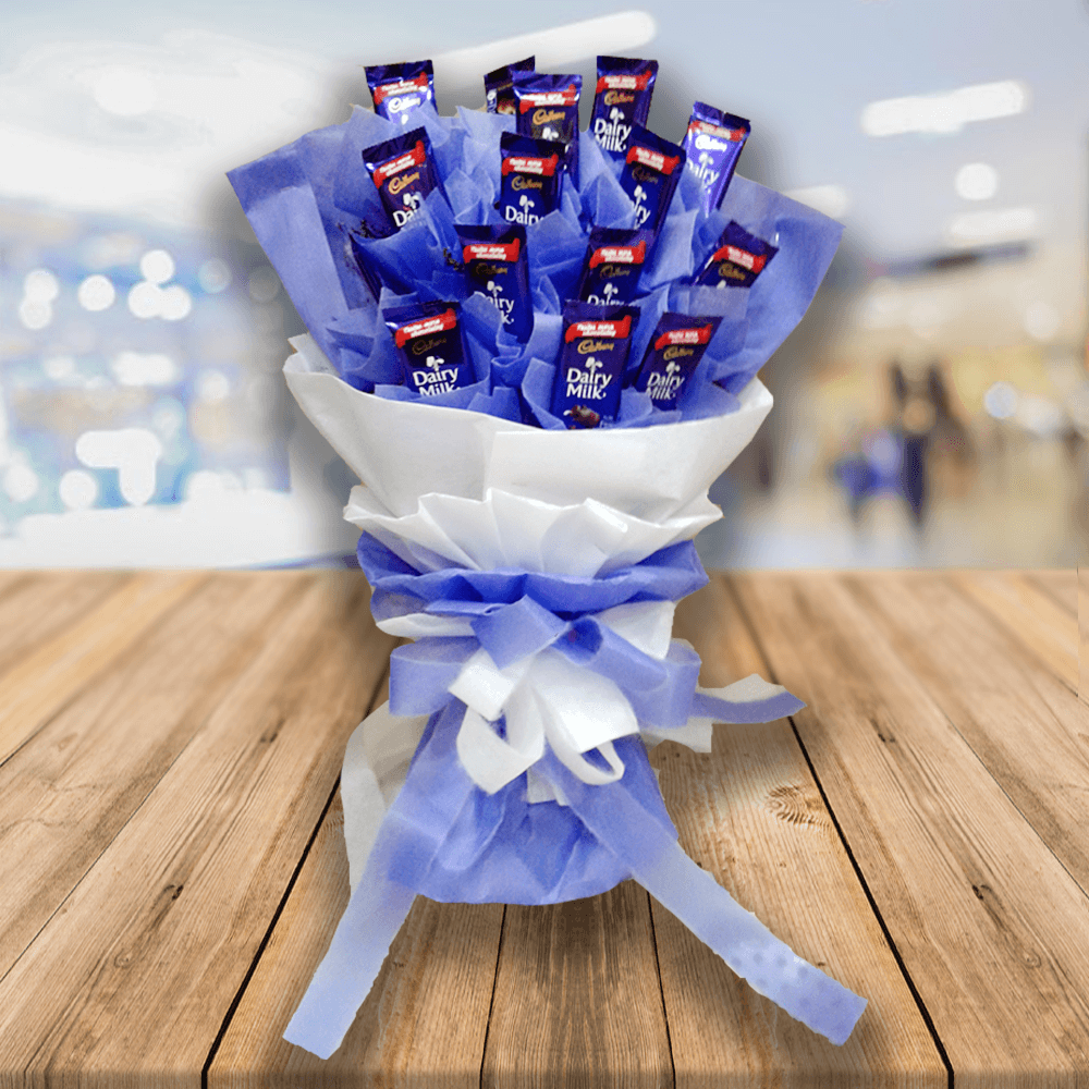 cadburry chocolate Bouquet