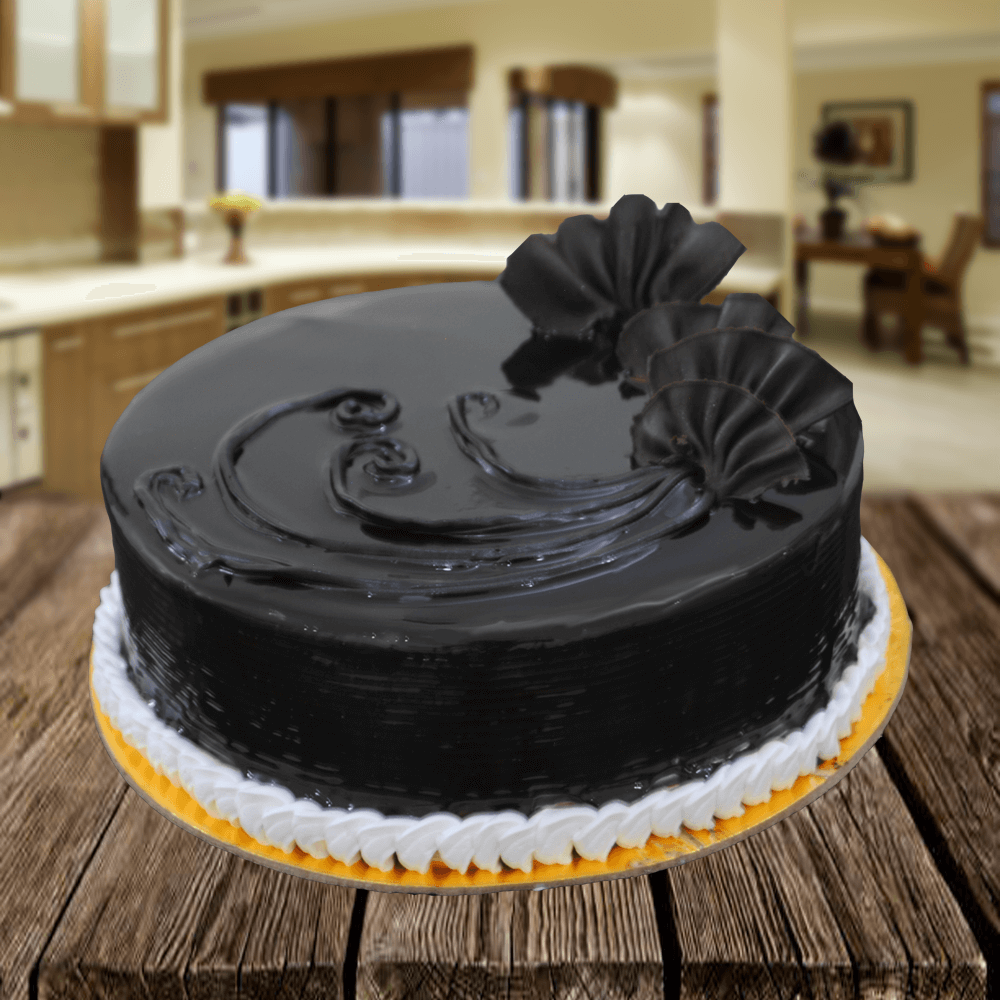 Dark Royal Cake